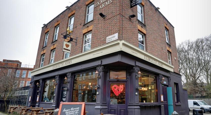 London Escorts Near PubLove @ The Exmouth Arms, Euston