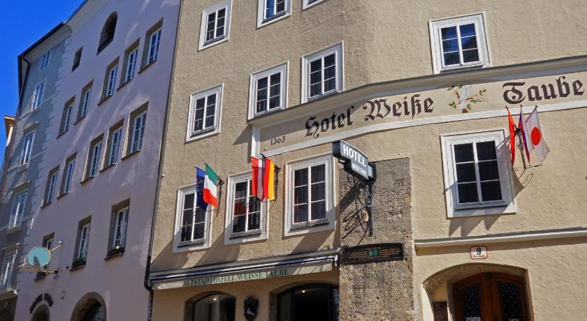 Altstadthotel Weisse Taube (Salzburg)
