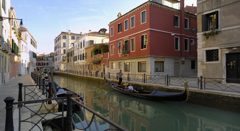 Albergo Basilea in Venedig