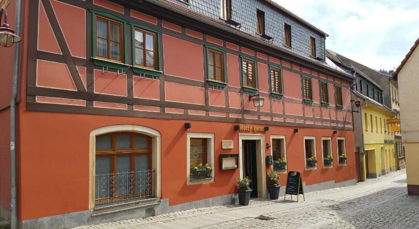 gasthaus hotel zum roten haus germania bad schandau. Black Bedroom Furniture Sets. Home Design Ideas