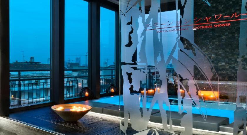 enterprise boutique hotel mailand italien. Black Bedroom Furniture Sets. Home Design Ideas