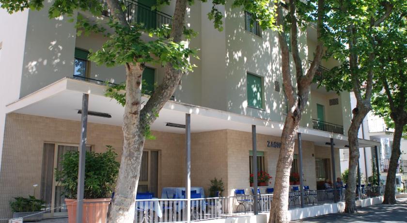 Hotel Zaghini (Rimini)