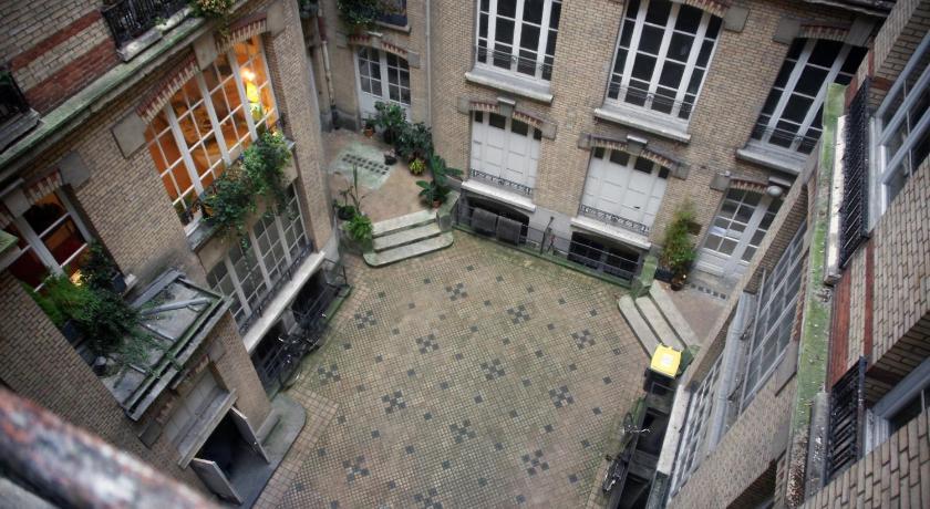Apartment du Temple - 6 adults (Paris)