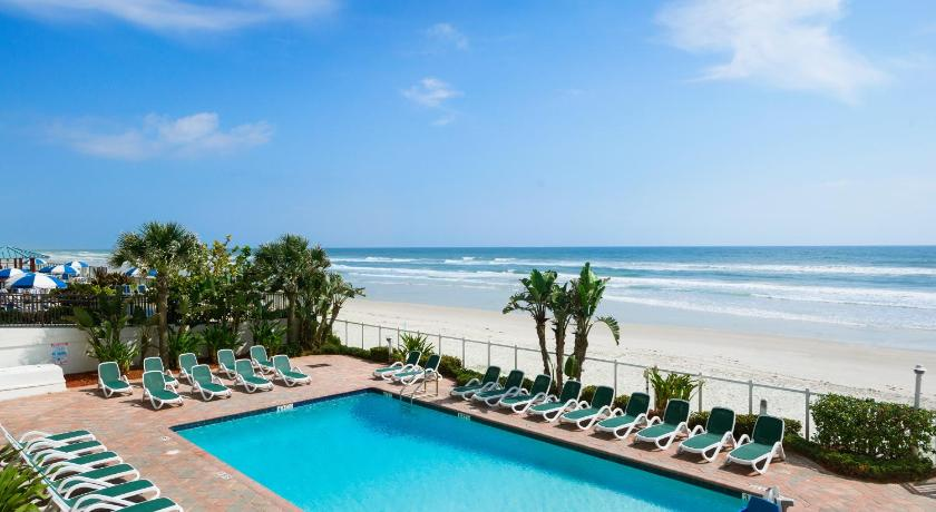 best deals for days inn tropical seas daytona beach fl. Black Bedroom Furniture Sets. Home Design Ideas