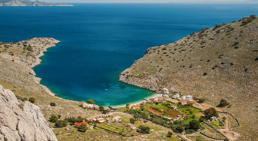 Symi Filoxenia, Hotel, Marathoynta, Symi, 85600, Greece