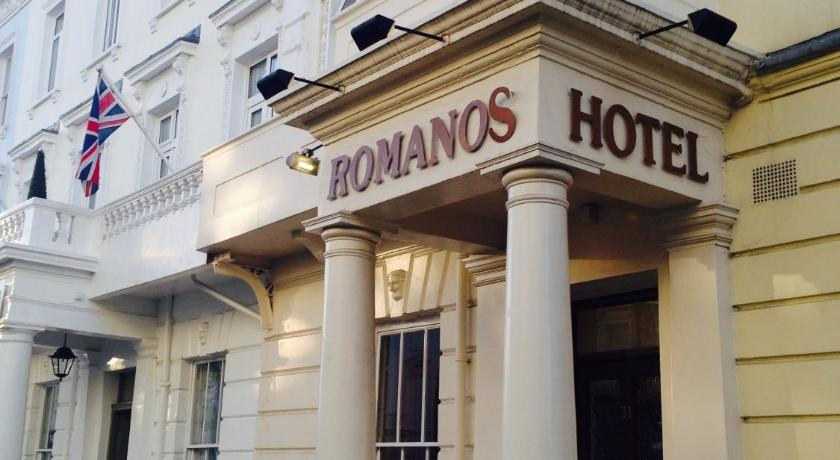 London Escorts Near Romanos Hotel