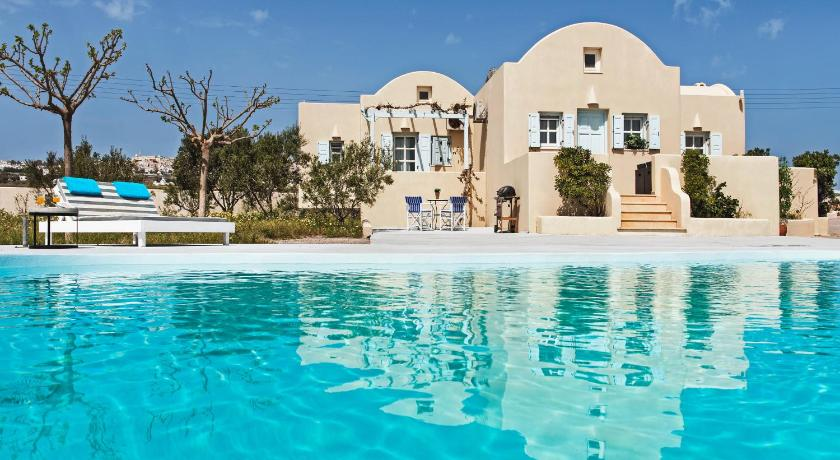 Sienna Residences, Hotel, Exo Gialos, Fira, 84700, Greece