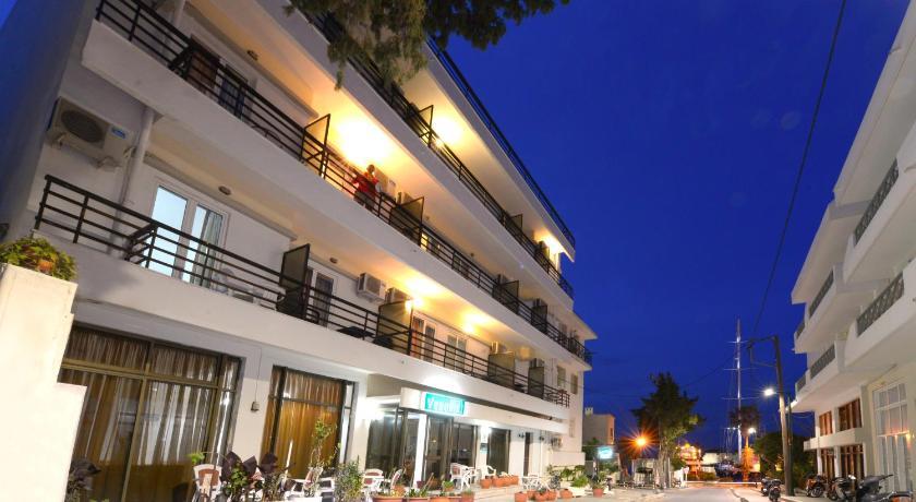 Veroniki Hotel, Hotel, Panagi Tsaldari 2, Kos town, 85300, Greece