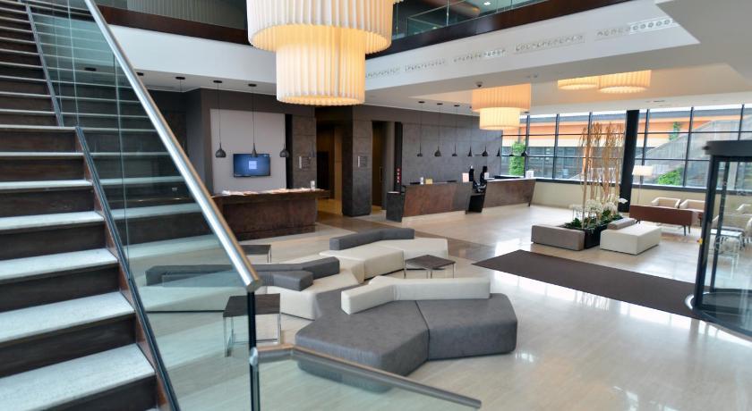 Hilton garden inn milan north italy for Hotel hilton milano