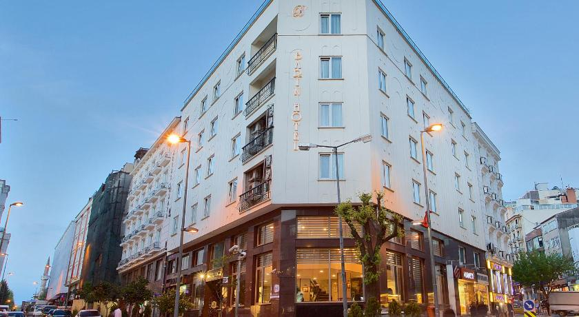 Hotels Pour Une Escapade A Istanbul : Booking barin hotel istanbul turquie