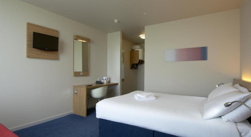 Bedrooms at The Travelodge Limerick Ireland