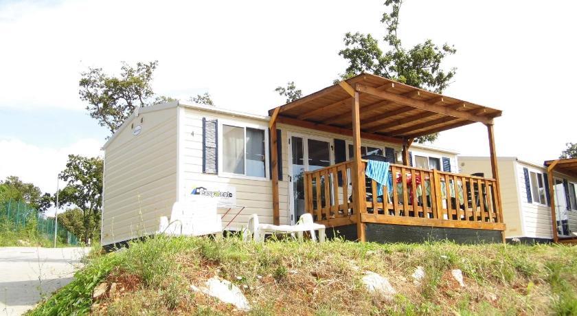 Easy a Tent Mobile Home Zelena Laguna (Porec)