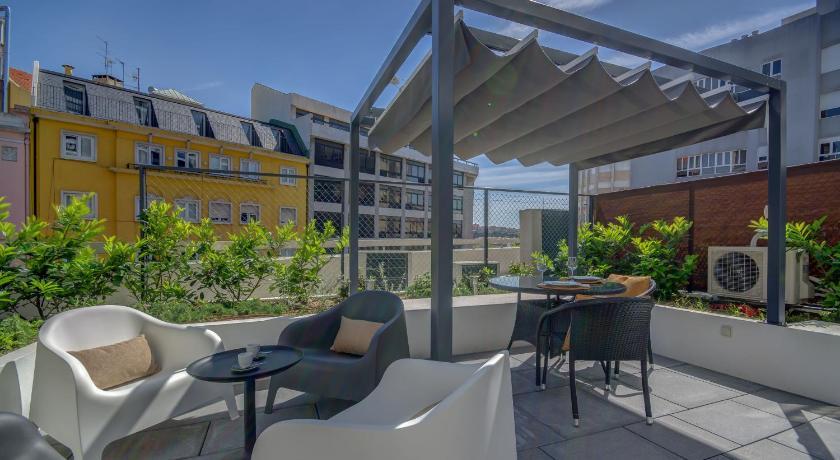 Lisbon Avenue Apartments (Lissabon)