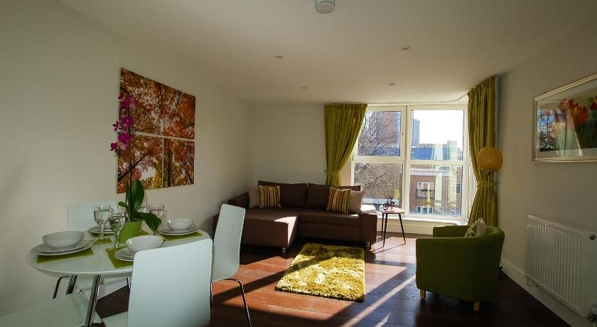 City Apartments - Old Street - Barbican (London)