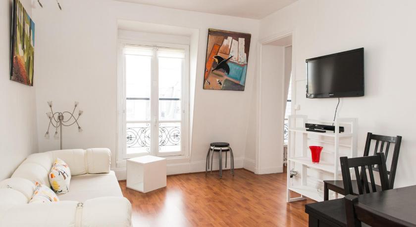 Appartement près Monceau (Paris)