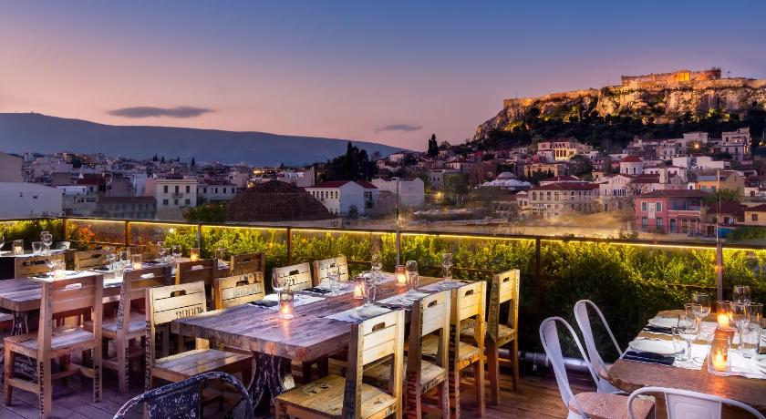 360 Degrees, Hotel, Monastiraki Square, Athens, 10555, Greece