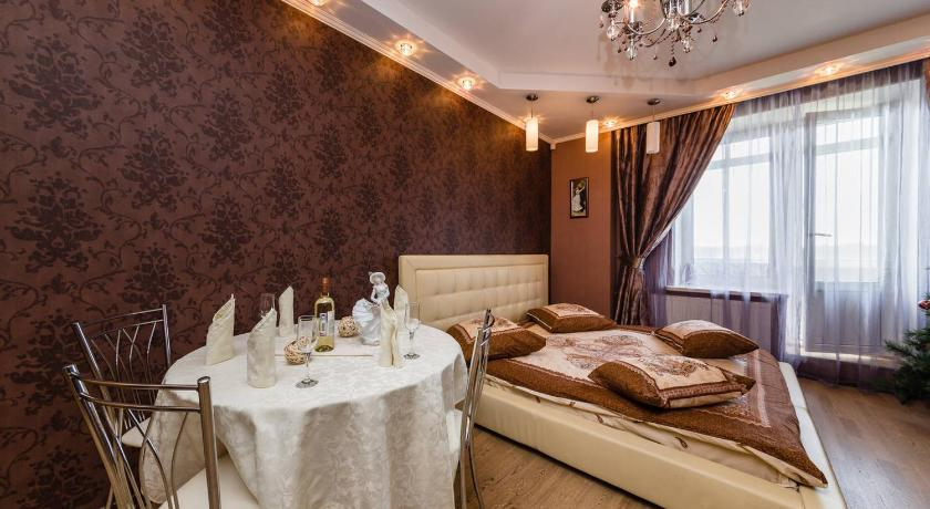 Bogatyrsky 66 Apartment (Sankt Petersburg)