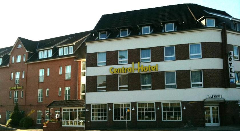 central hotel flensburg germany