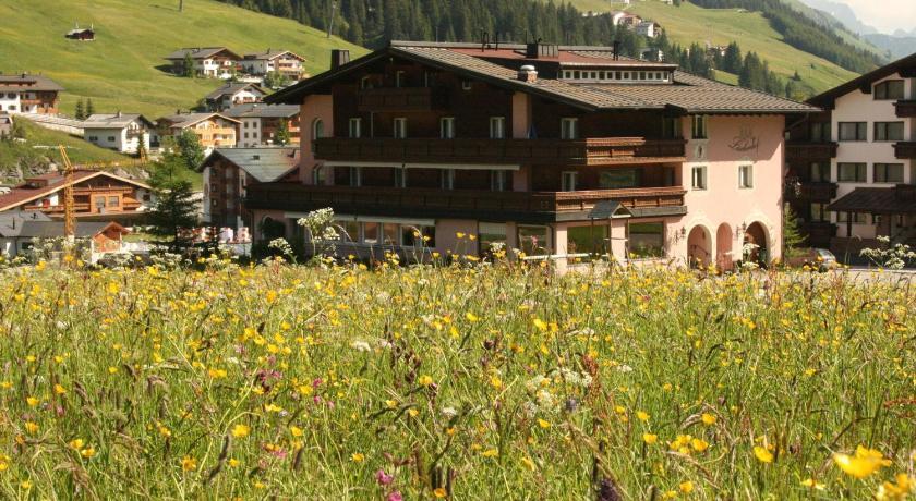 Hotel Garni Lärchenhof (Lech am Arlberg)