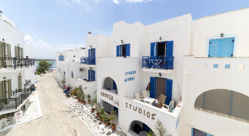 George'Studios, Hotel, Saint George beach, Naxos, Cyclades, 84300,  Greece