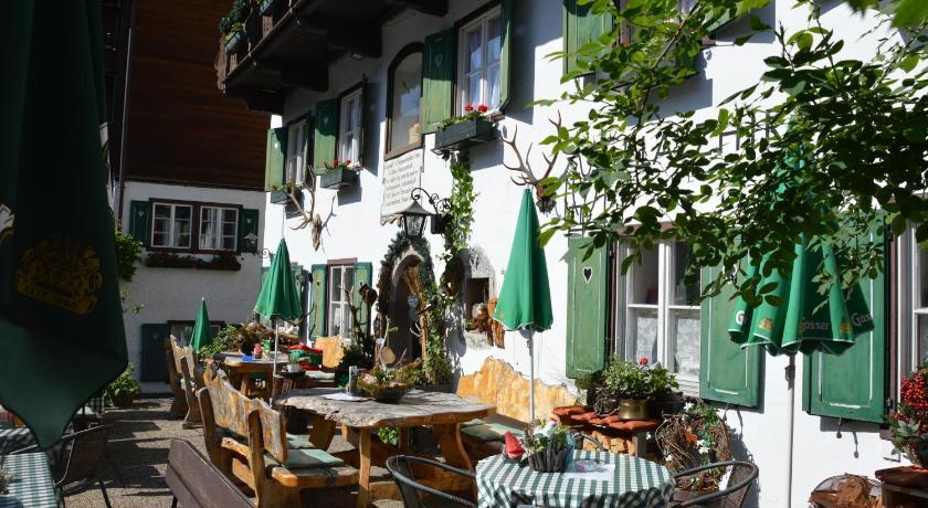 Platzhirsch zur alten Wagnerei in St. Wolfgang