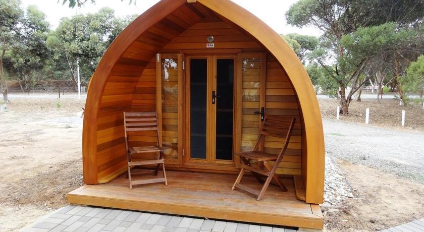 Campground BIG4 Port Willunga Tourist Park