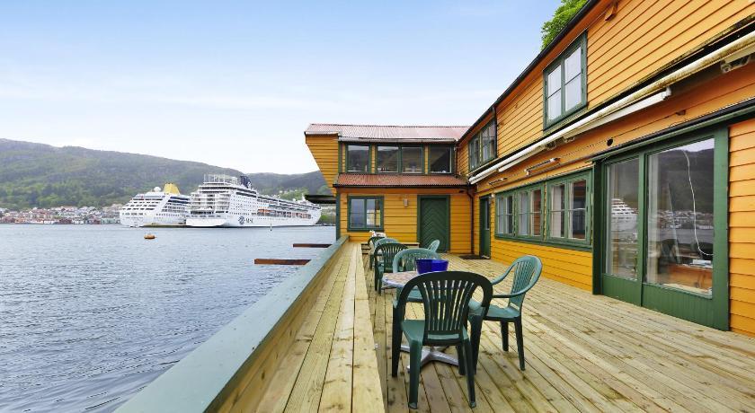 Bergen sea side apartment in Bergen