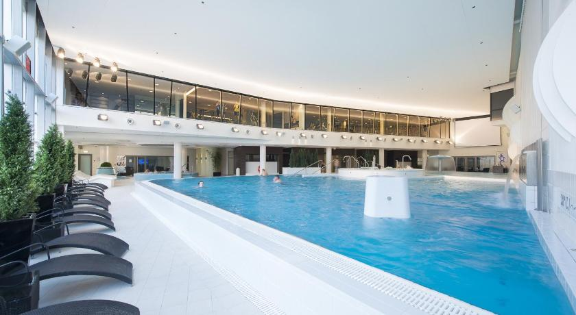 Park Inn By Radisson Meriton Conference Spa Hotel Tallinn