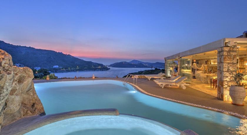 Eirini Luxury Hotel Villas, Villa, Patmos, Grikos, 85500, Greece