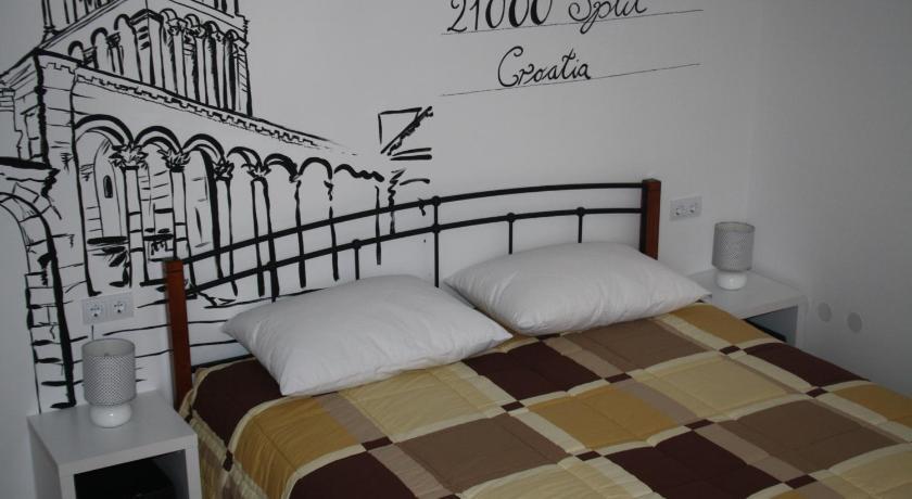 Postcard Room in Split