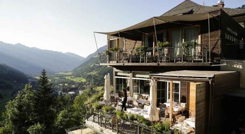 Alpine hotel haus hirt bad gastein sterreich for Design boutique hotels bad hofgastein