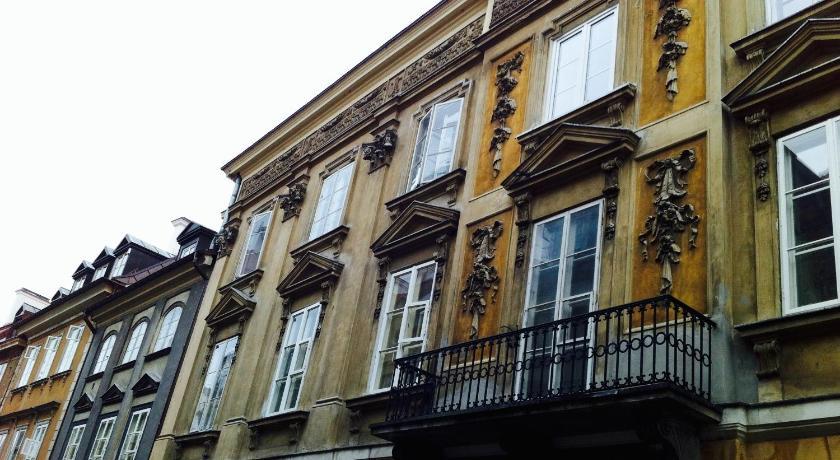 Design City Old Town - Freta 2 Apartment (Warschau)