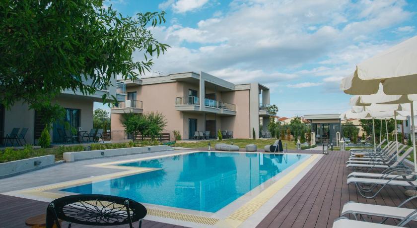 Olea Mare, Hotel, Kalivia Poligirou, Poligiros, Halkidiki, 63100, Greece