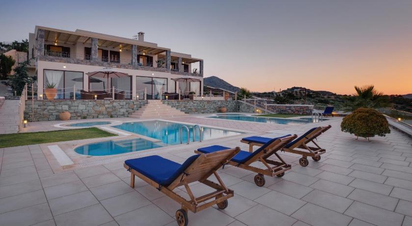 Villas Anemomilos, Villa, Achlada, Heraklion, 71500, Greece