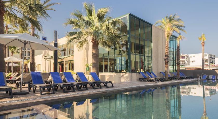 Address  Hotel Occidental Ibiza