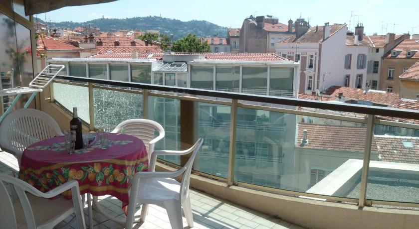 Cannes - T2- 40m² - Terrasse (Cannes)