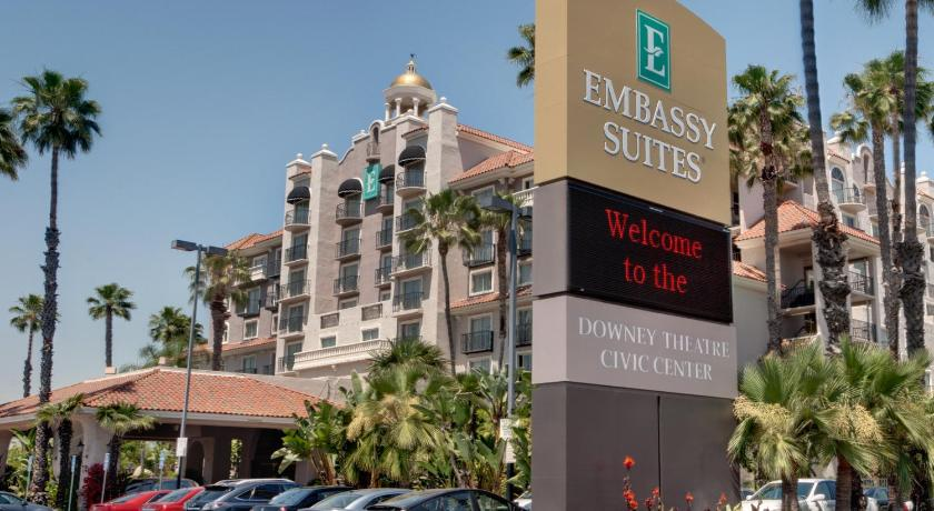 Hotel Embassy Suites La Downey Ca Booking Com