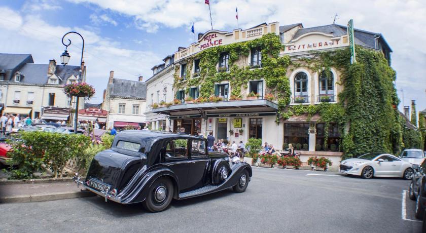 Logis Hotel De France La Chartre Sur Le