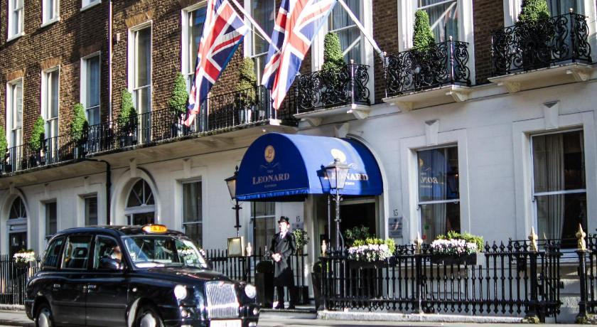 London Escorts Near The Leonard Hotel