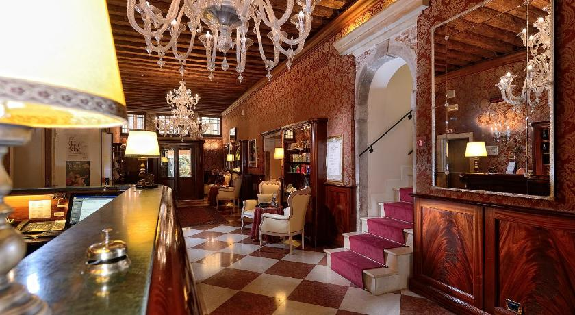 Hotel duodo palace venice italy for Reservation hotel italie
