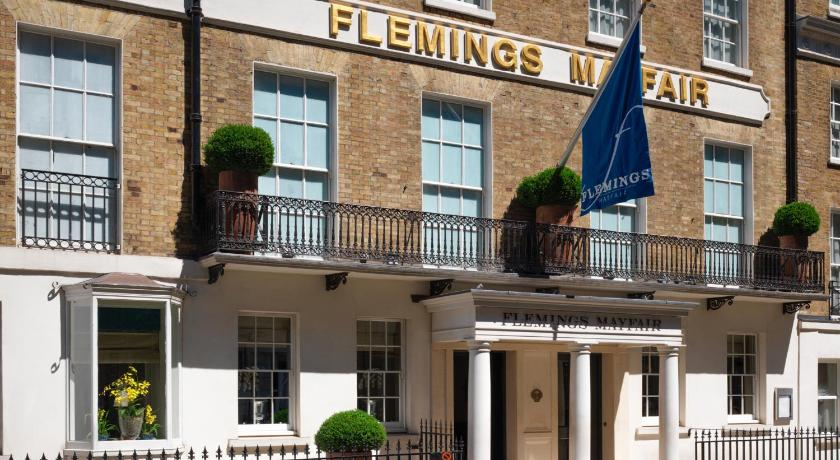 London Escorts Near Flemings Mayfair