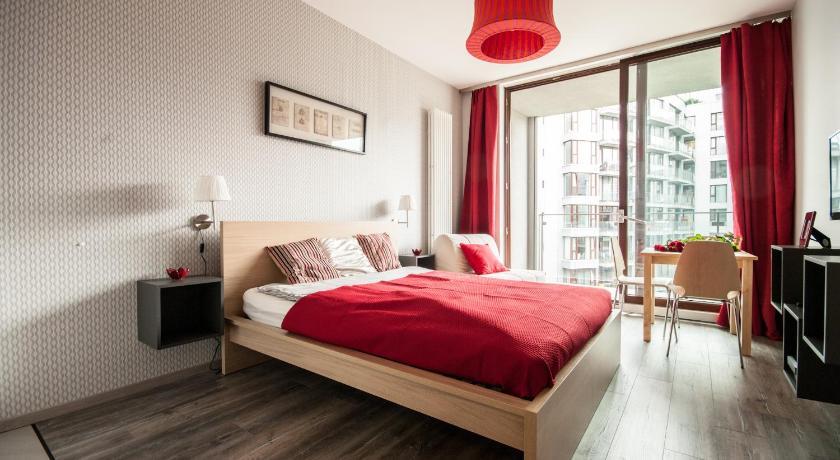 Apartament Triton (Warschau)