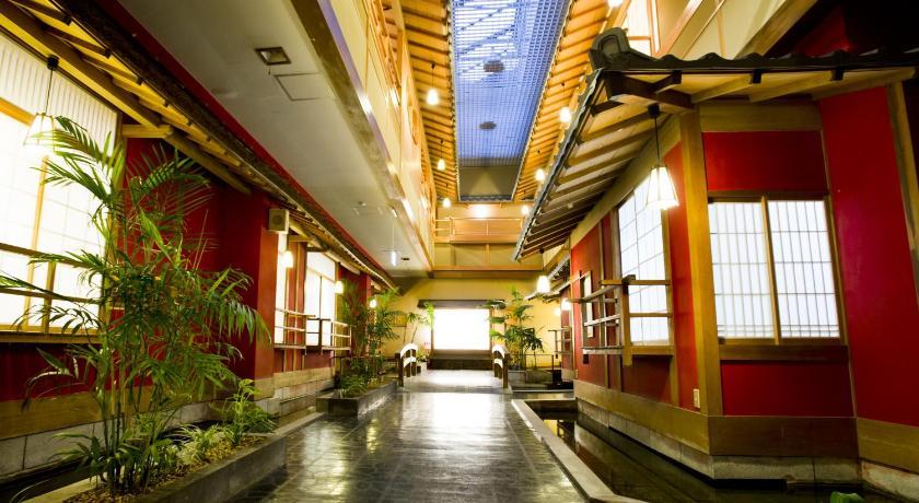 Image result for Hana no Onsen Hotel Ginsyo
