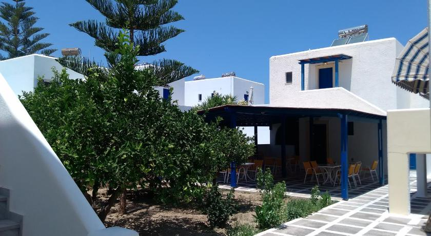 Damias Village, Hotel, Livadia, Paros, 84400, Greece