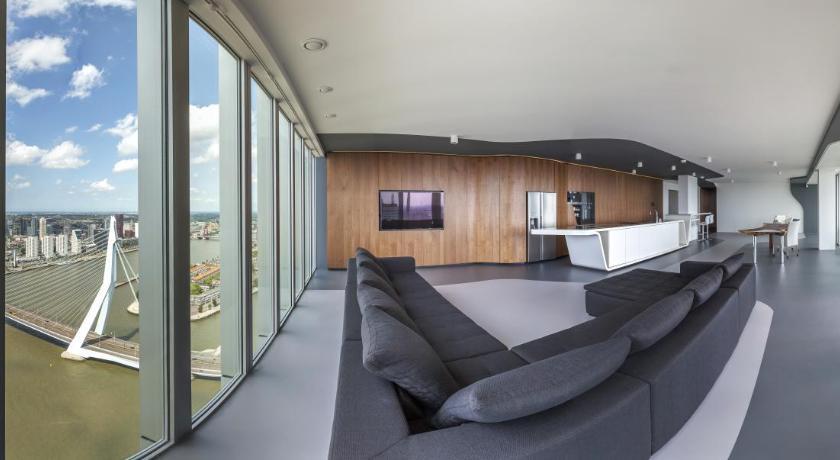Penthouse Skyline (Rotterdam)