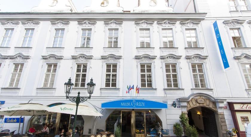 Hotel Modra ruze (Prag)