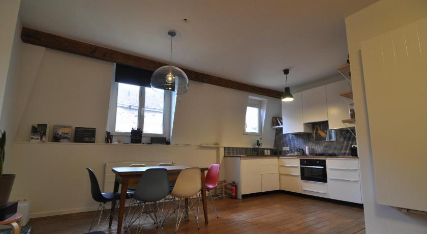 Trendy Penthouse Flat (Brüssel)