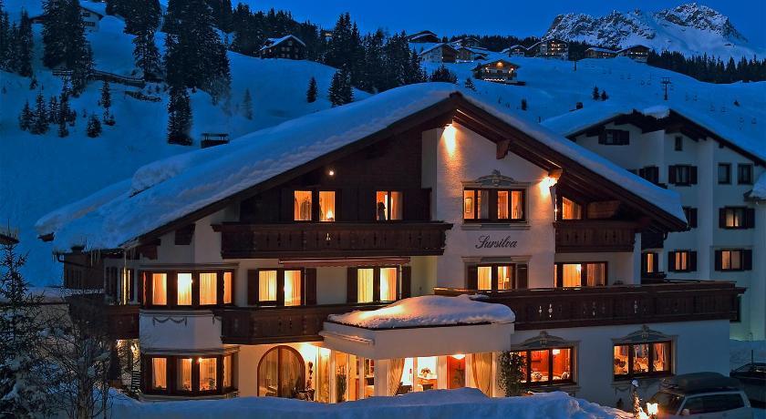 Hotel Garni Sursilva (Lech am Arlberg)