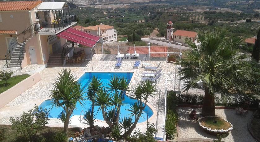 Ionian Balcony, Hotel, Chavdata, Lixouri, 28200, Greece