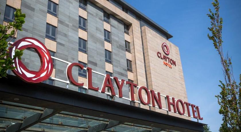 Clayton Hotel Leopardstown Dublin Ireland